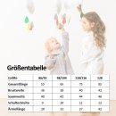 Smithy Kinderbademantelel Regenbogen und Wolken